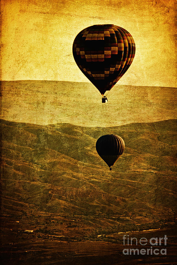 Soaring Heights Photograph  - Soaring Heights Fine Art Print