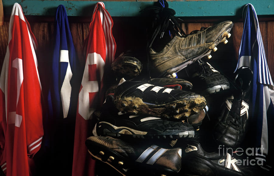 Soccer Locker. Photograph