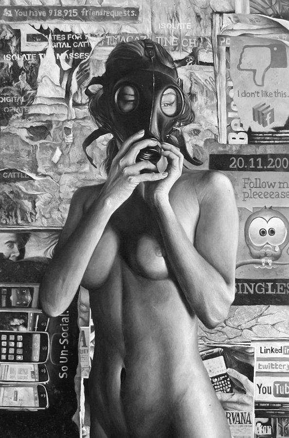 Social Filter Painting
