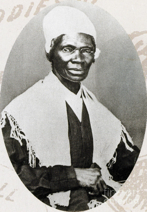 Sojourner Truth, African-american Photograph