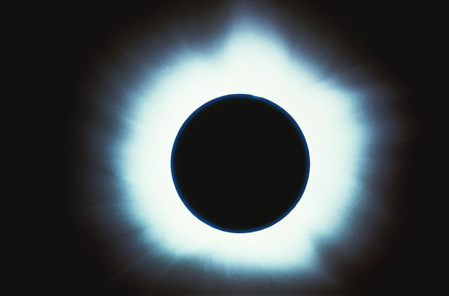 Solar Eclipse Photograph  - Solar Eclipse Fine Art Print