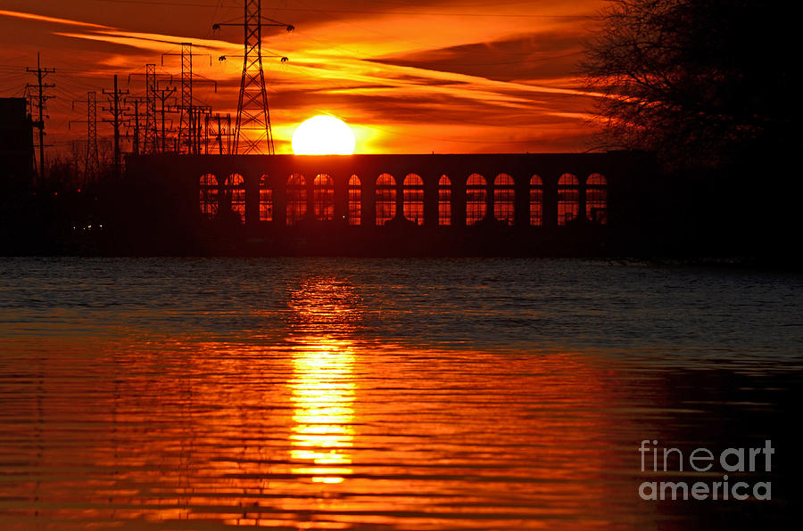 Solar Power Photograph  - Solar Power Fine Art Print