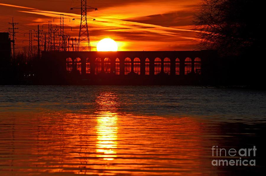Solar Power Photograph