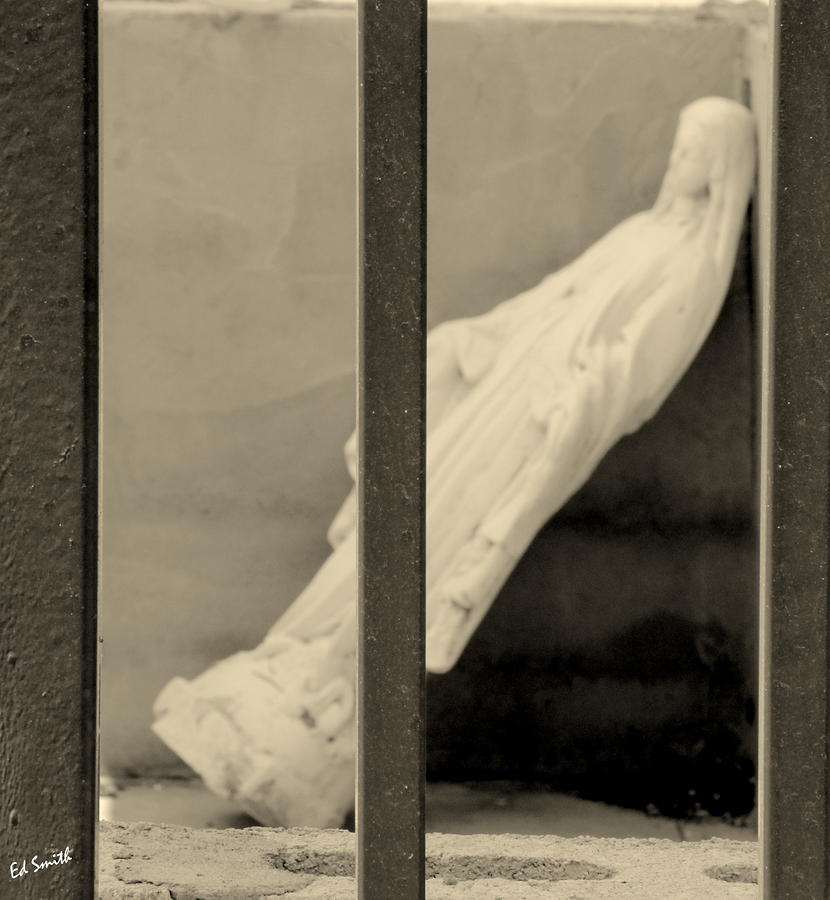 Solitary Confinement Photograph  - Solitary Confinement Fine Art Print