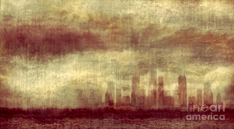 Someone To Hold You Beneath Darkened Sky Photograph  - Someone To Hold You Beneath Darkened Sky Fine Art Print