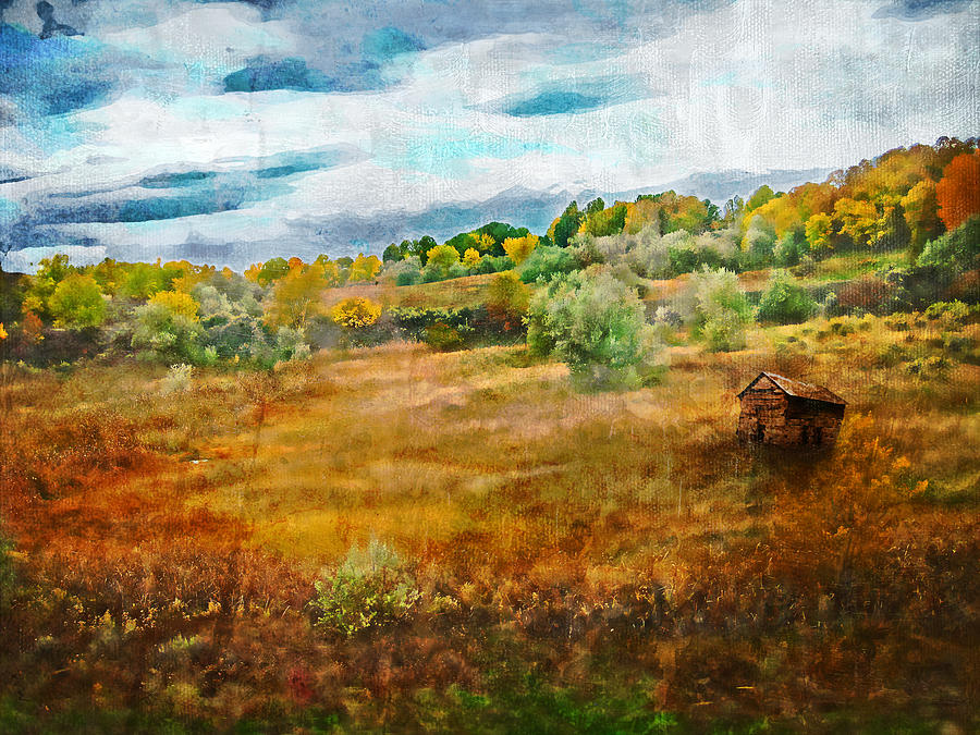 Somewhere In September Digital Art