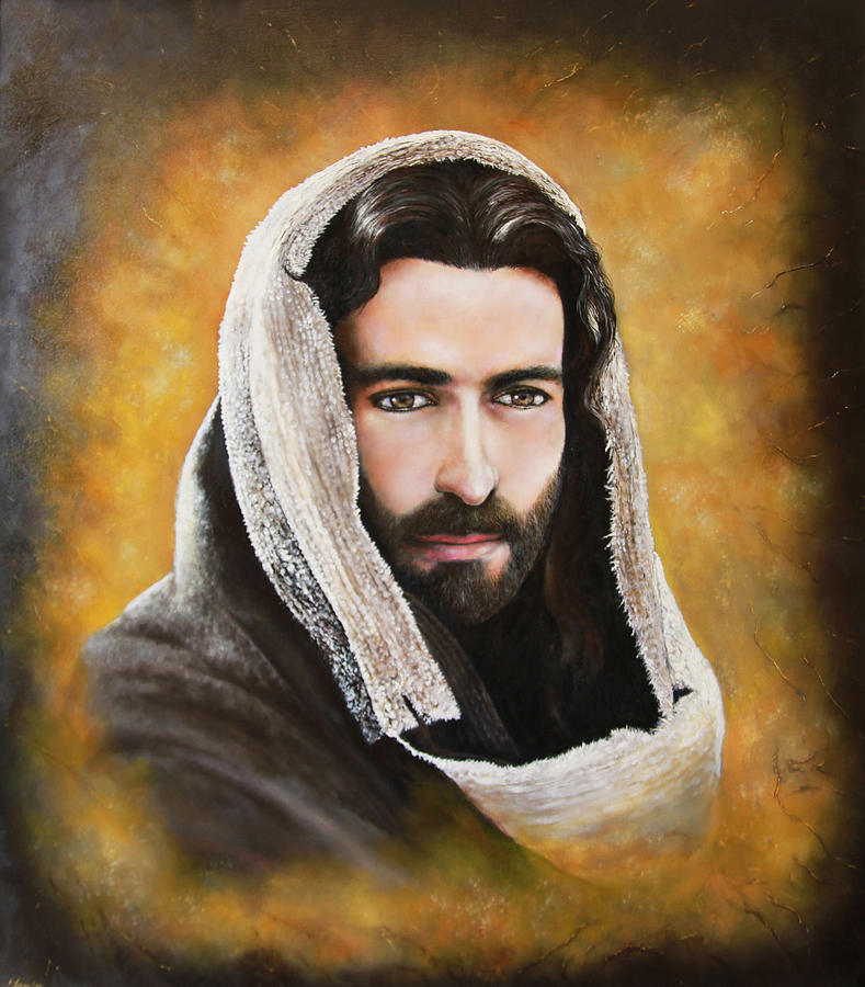 Son Of God Painting