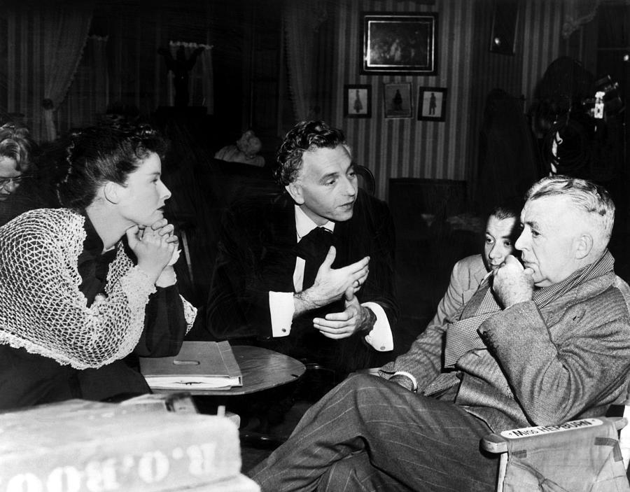Song Of Love, Katharine Hepburn, Paul Photograph