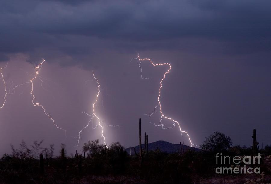 Sonoran Storm Photograph