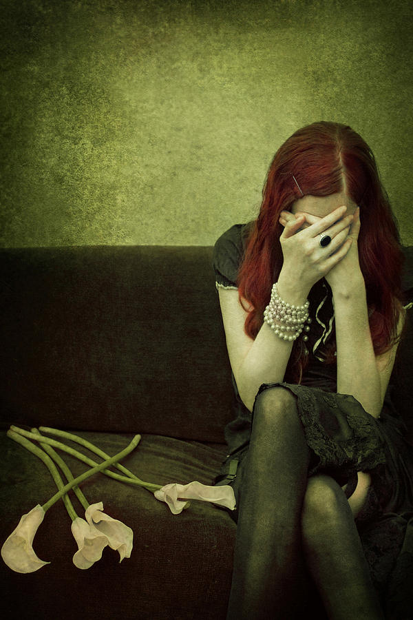 Sorrow II Photograph  - Sorrow II Fine Art Print