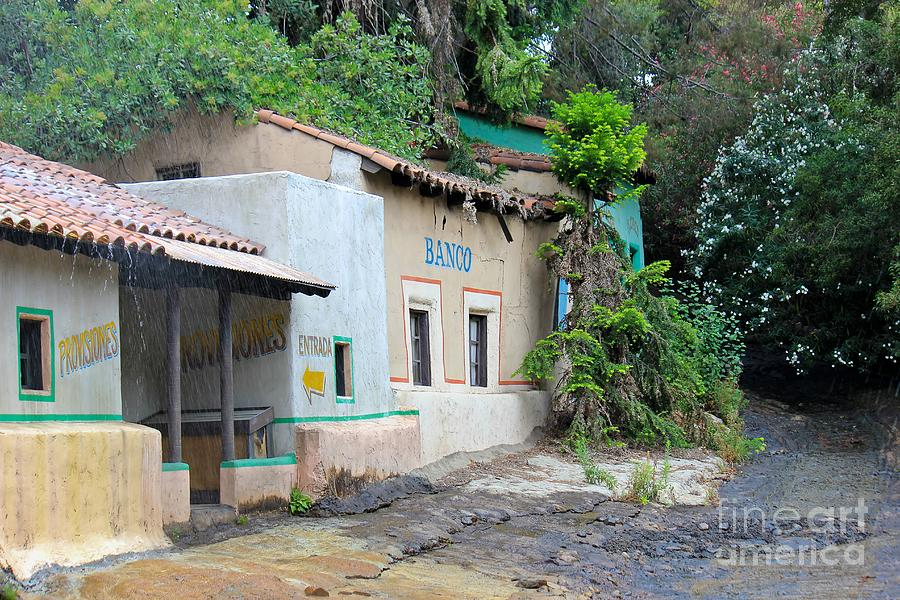 South American Village Photograph By Sophie Vigneault