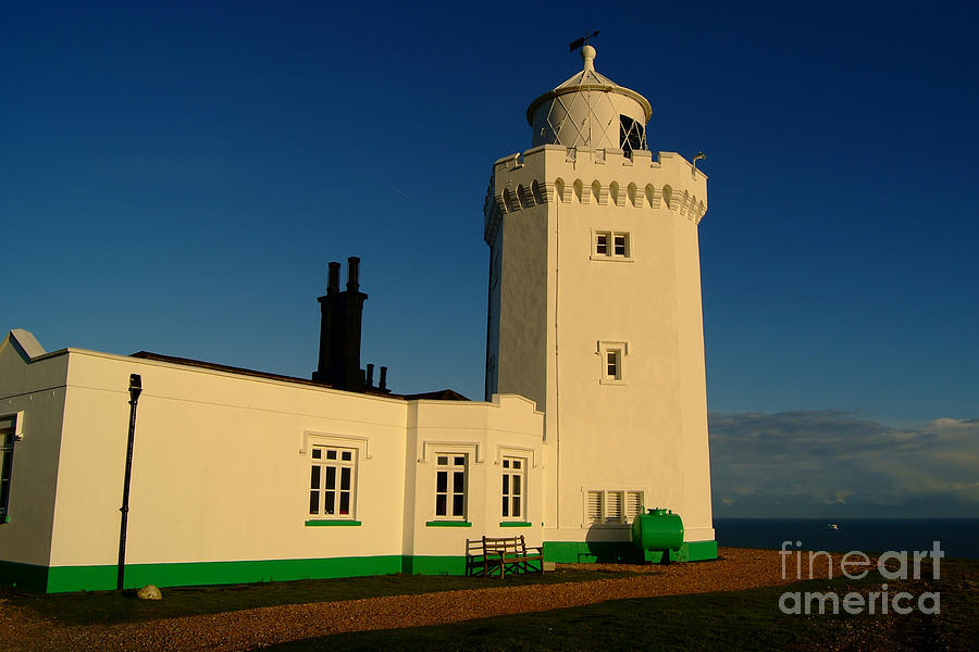 South Foreland Lighthouse Photograph