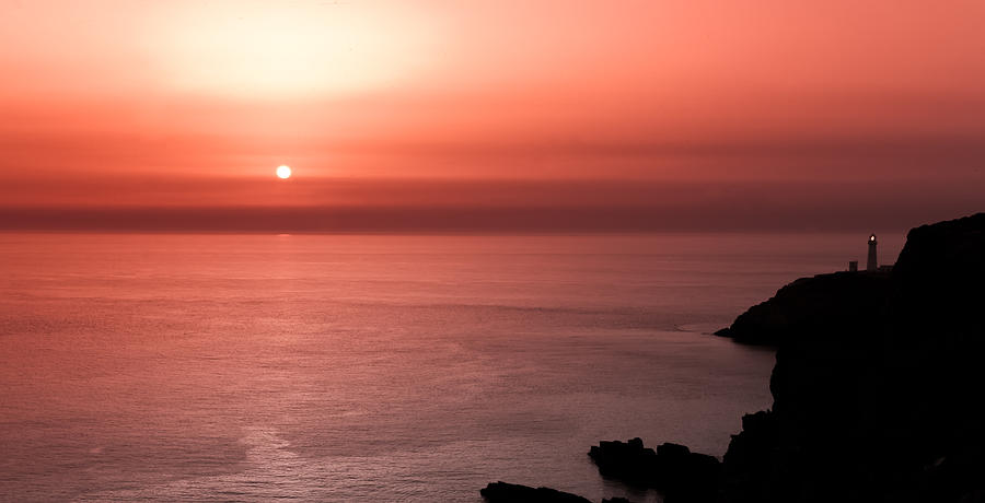 South Stack Photograph  - South Stack Fine Art Print