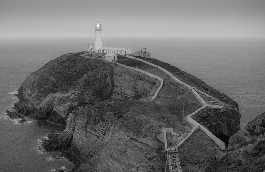 South Stack Photograph