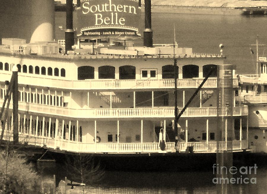 Southern Belle Tennessee Treasure Photograph
