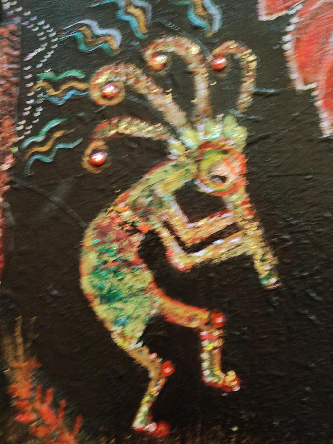Southwestern Amercan Idol Painting