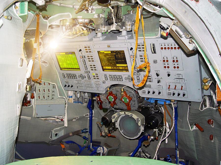 boeing spacecraft cockpits - photo #44