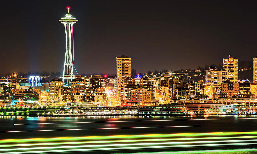 Space Needle Photograph  - Space Needle Fine Art Print
