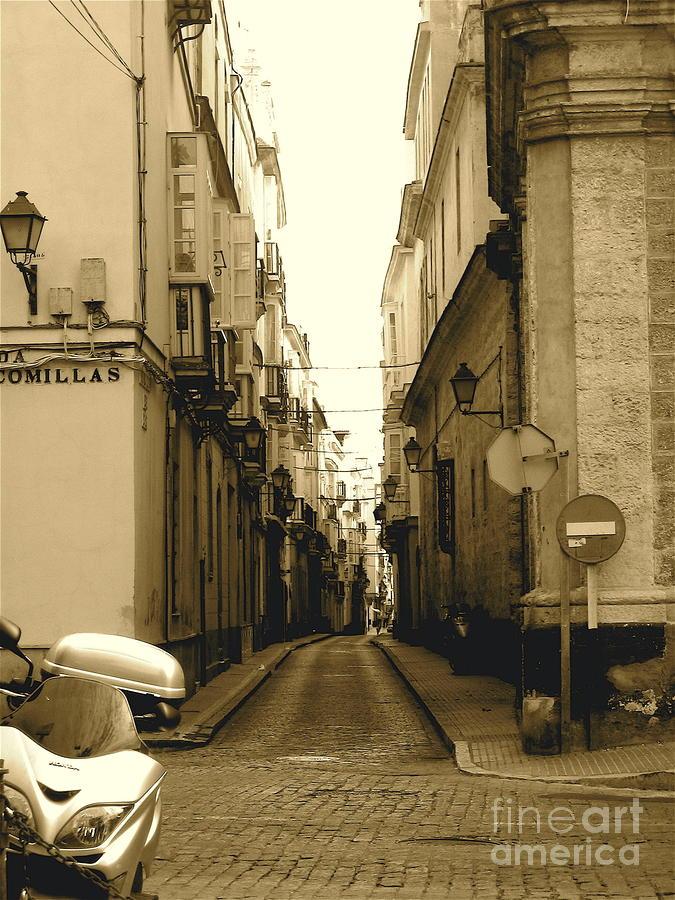 Spain Streets Photograph