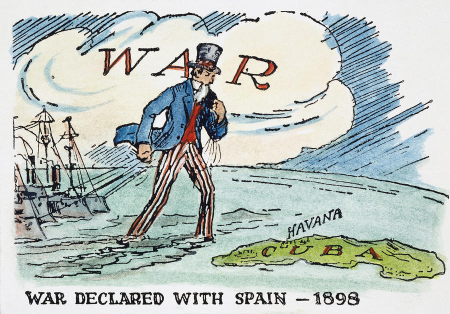 an analysis of a report on the spanish american war For an in-depth look at the conflict, please consult the spanish-american war documentary history this resource includes historical analysis as well as a broad.