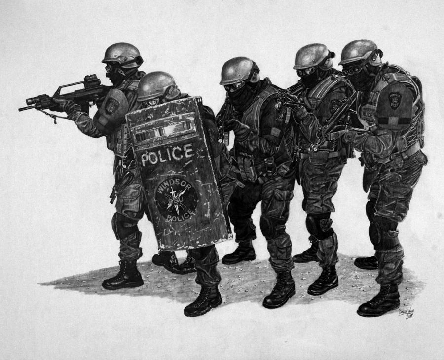 the conception and history of the swat team As those situations have proliferated in recent history you need to be a successful member of the team is the swat team the swat team isn't.