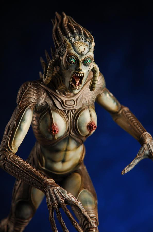 Species Figure Sculpture
