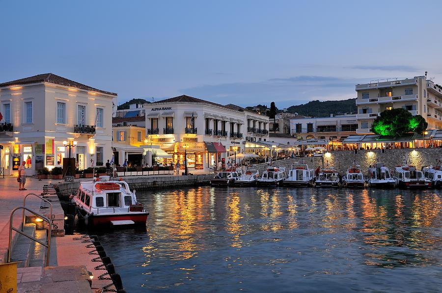 spetses-town-george-atsametakis