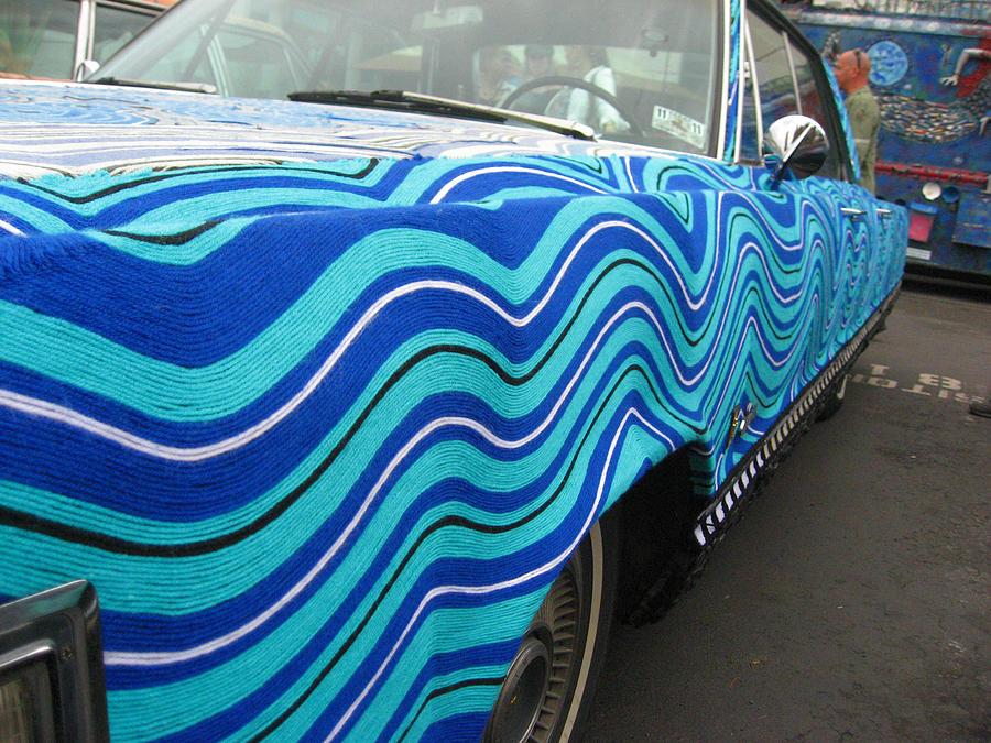 Spin A Yarn Car Photograph
