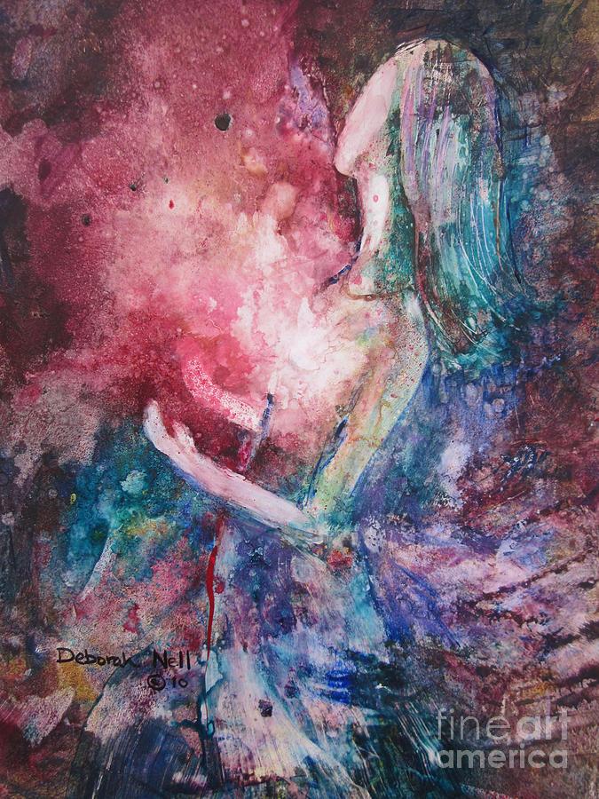 Spirit Of The Living God by Deborah Nell
