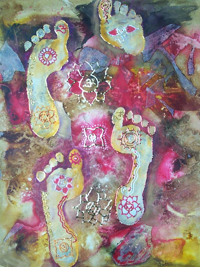 Spiritual Awakening Painting