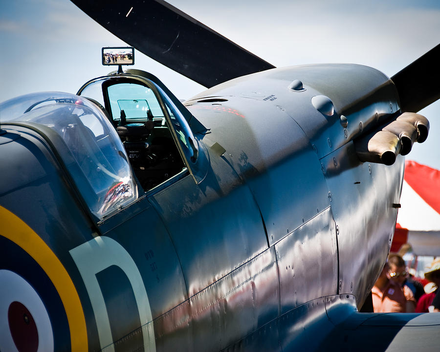 Spitfire Photograph