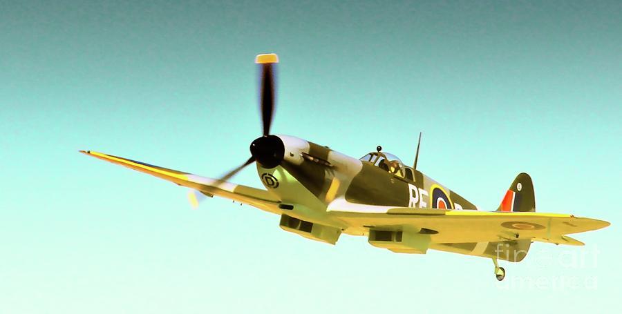 Spitfire High Photograph