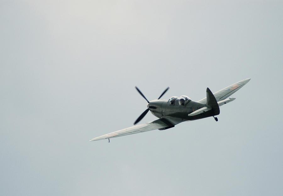 Spitfire Mklx Photograph