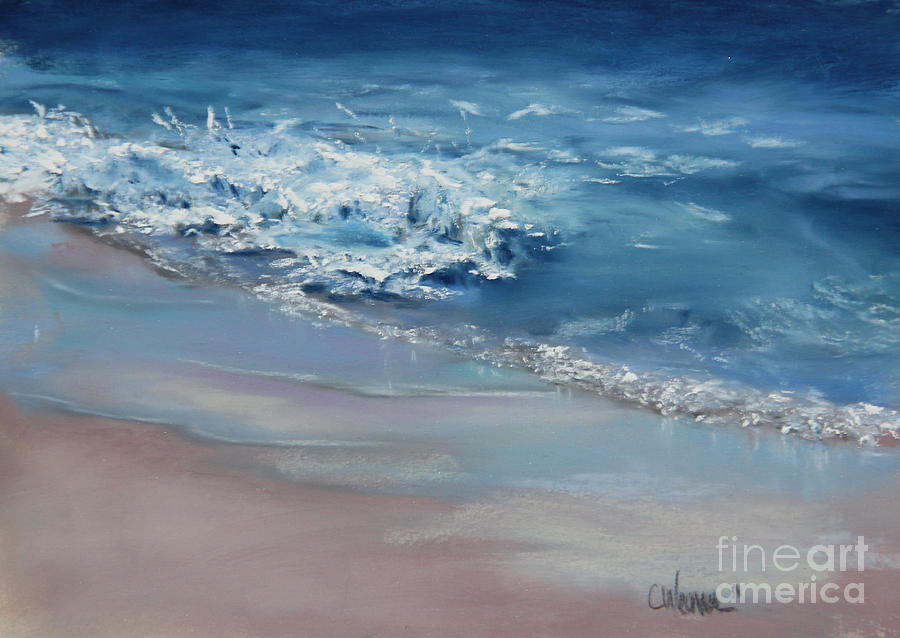 Splash Dance Painting  - Splash Dance Fine Art Print