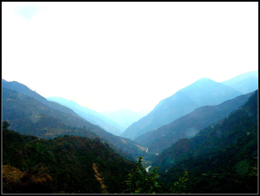 Splendors Of Himalayas-2 Photograph  - Splendors Of Himalayas-2 Fine Art Print