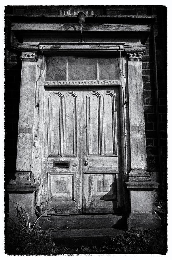 The heavy oak door suddenly creaked open. & Seriously spooky stories...
