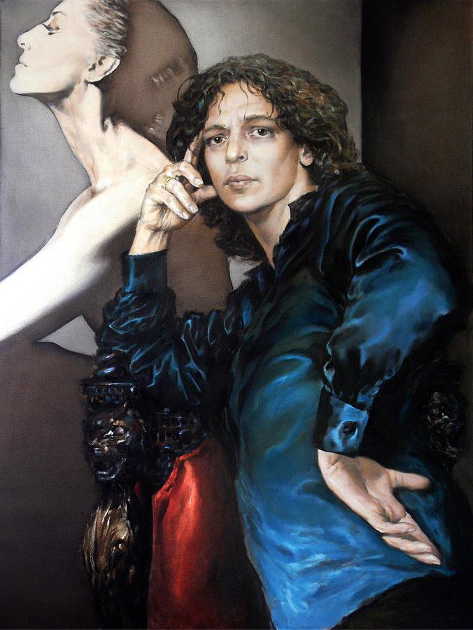 S.portrait Painting