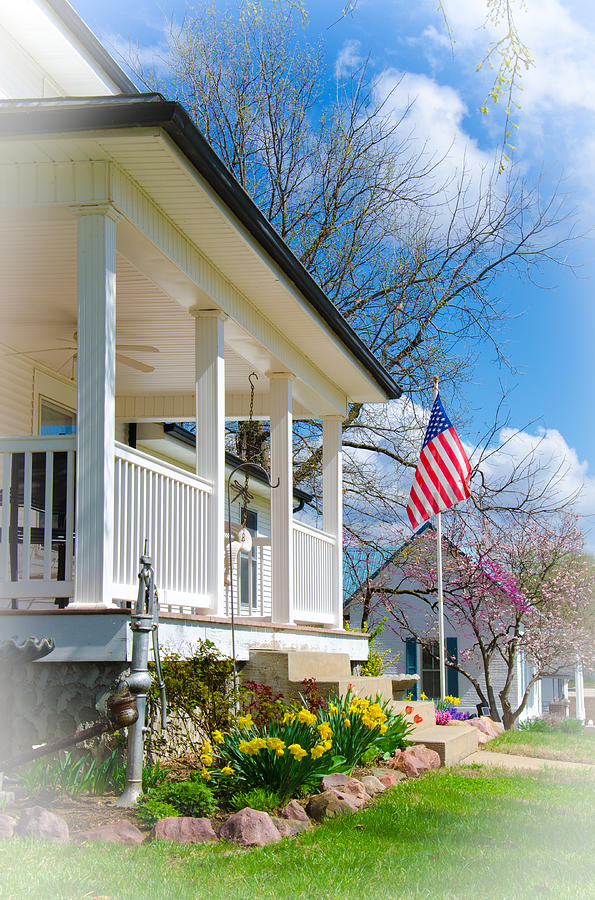 Spring In America Photograph