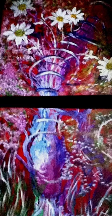Love Painting - Spring by Richard  Hubal