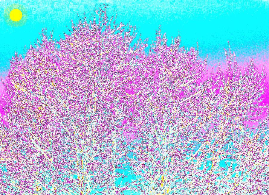 Spring Digital Art