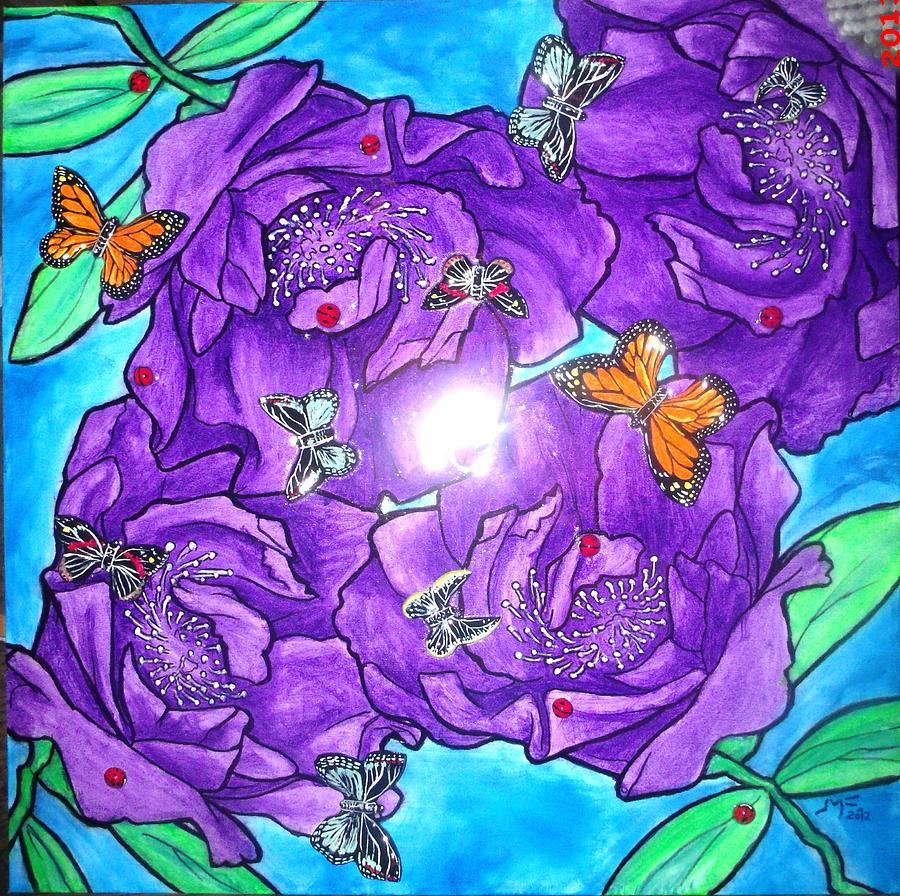 Painting - Springtime by Jamie Farley