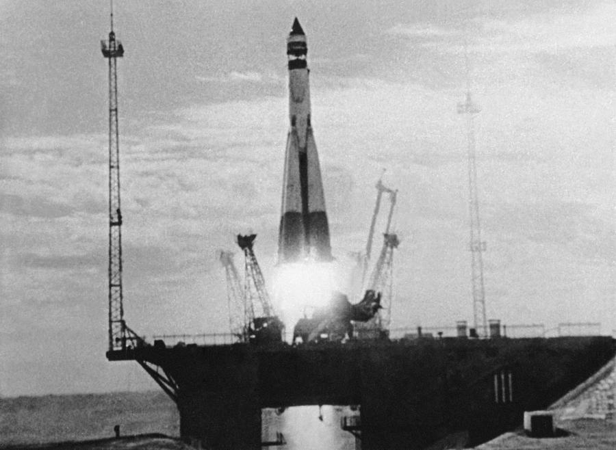 an analysis of the topic of the soviet satellite sputnik Wednesday marks the 60th anniversary of the launch of sputnik-1, earth's first artificial satellite sputnik looks back over the history of the epochal competition between legendary soviet rocket scientist sergei korolev and veteran german-american aerospace engineer wernher von braun, which .