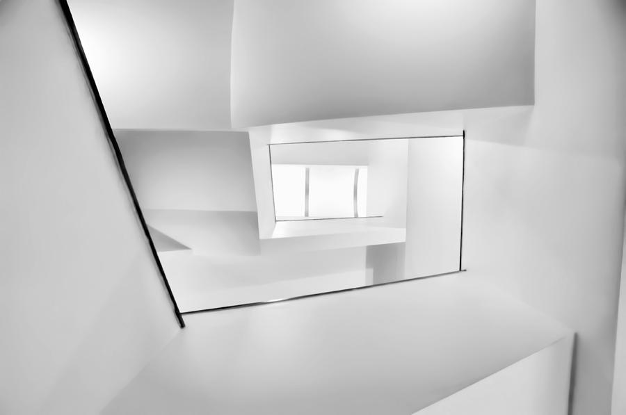 Square Spiral Photograph