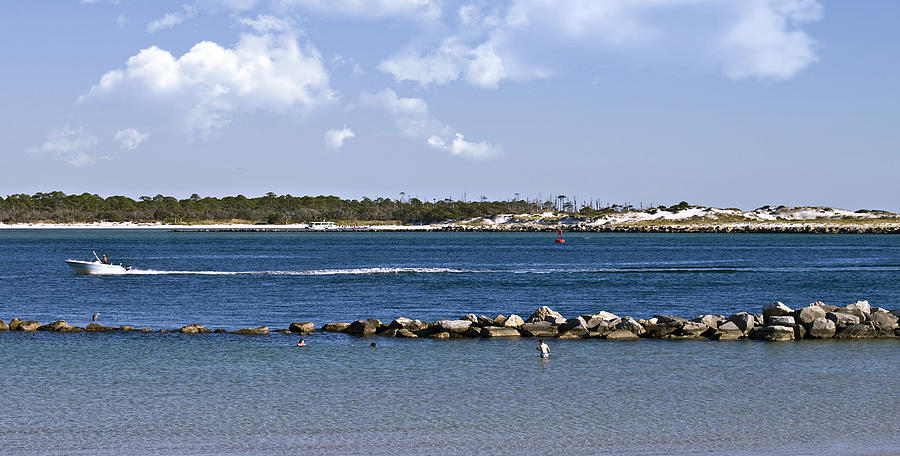 St. Andrews Island Photograph