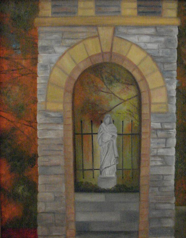 St. Elizabeths Painting