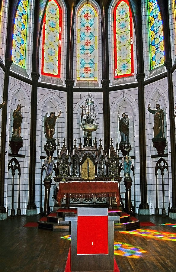 St. Francis Xavier Cathedral  Photograph