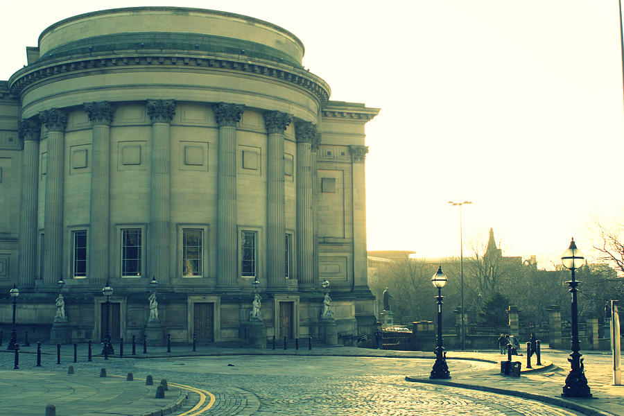 St Georges Hall Liverpool Photograph