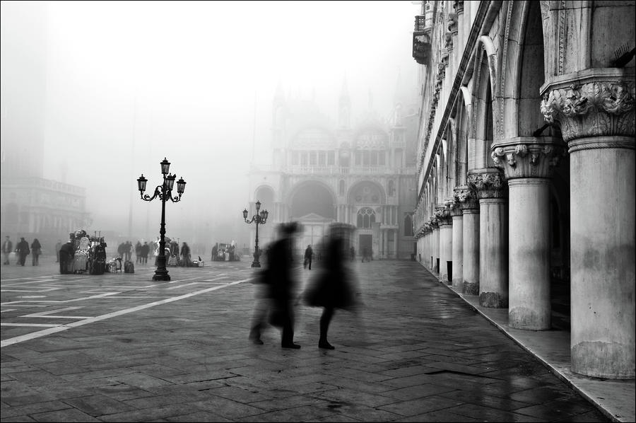 St Marks Square Photograph
