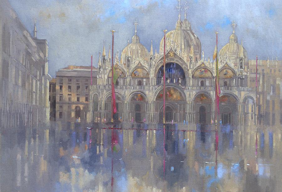 St Marks -venice Painting