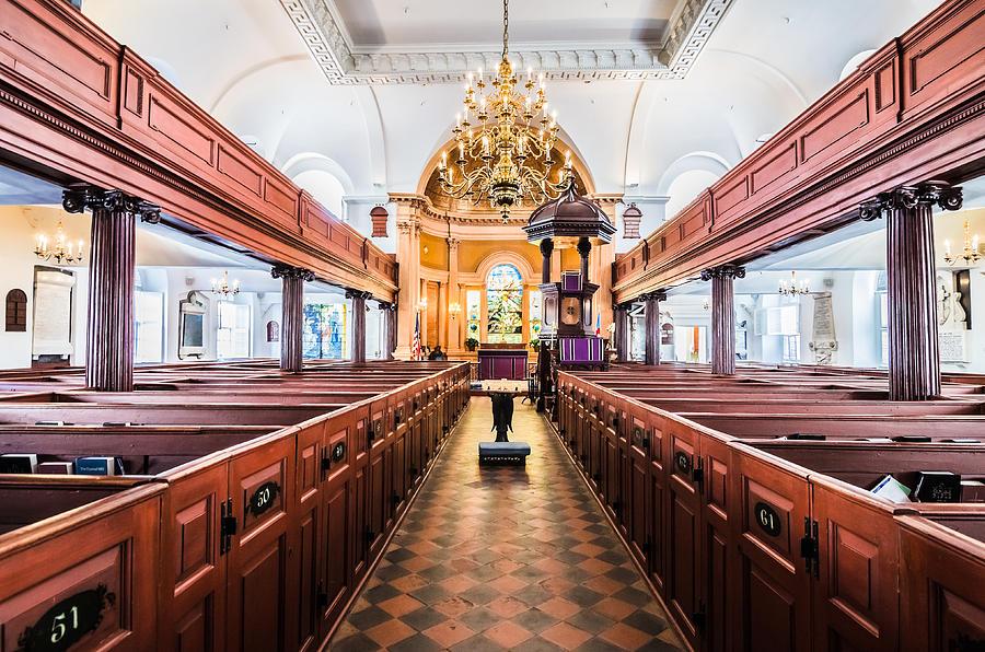 St. Michaels Photograph